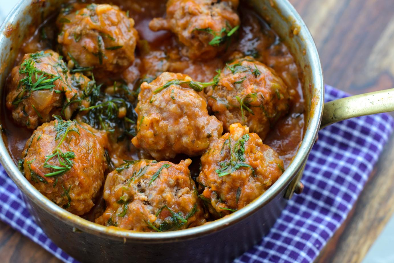 Cocina Rusa Recetas | Tefteli Albondigas Rusas De Carne Y Arroz Delicious Stories