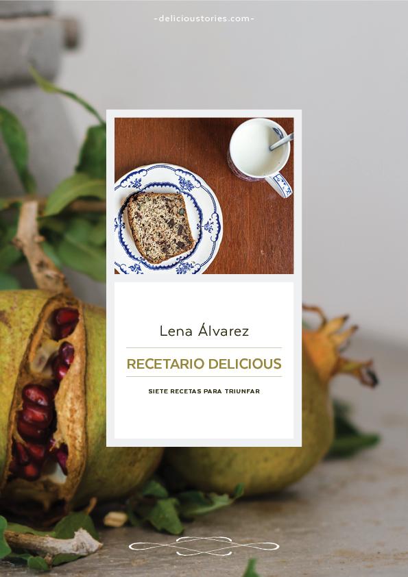 Recetario Delicious